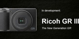 Ricoh GRIII