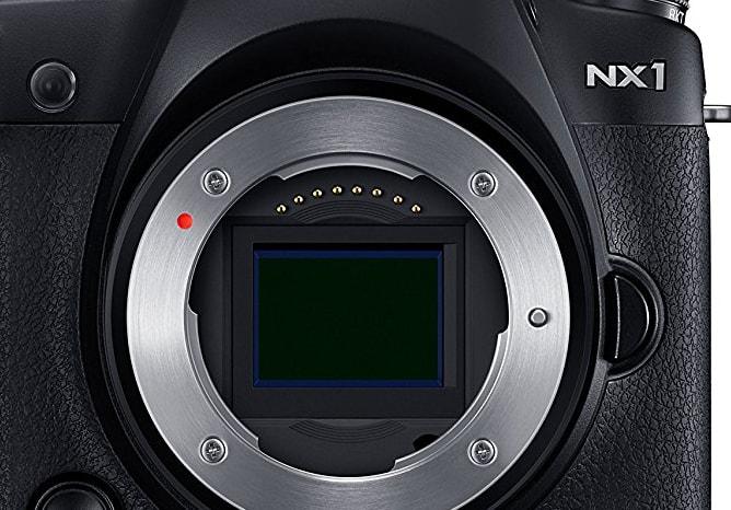 Samsung Sensor NX1