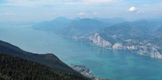 Gardasee vom Monte Baldo