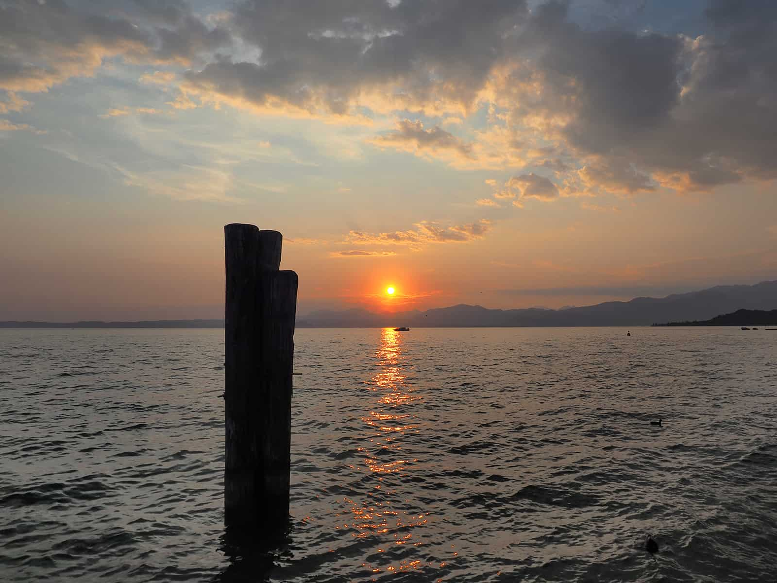 Bardolino am Gardasee