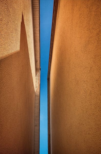 "Walter Krassow, ""Blick nach oben"" Fujifilm X-T10"