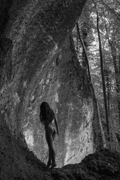 "Günther Ullmann, "" la Grotte"" Nikon D850"