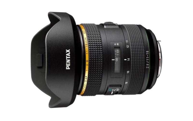 PENTAX-DA 11-18mm