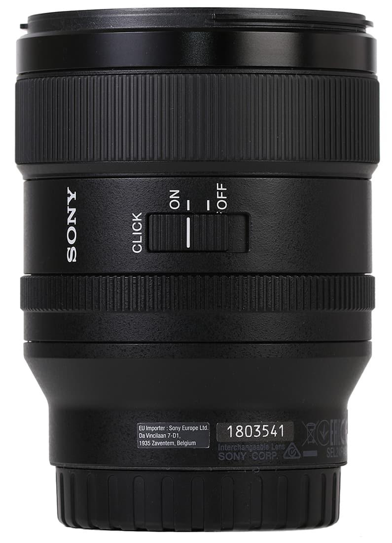 Sony FE 1,4/24 mm G Master