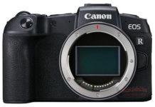 Canon EOS RP Leak