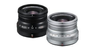 Fujinon 16 mm