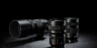 Panasonic S-Objektive