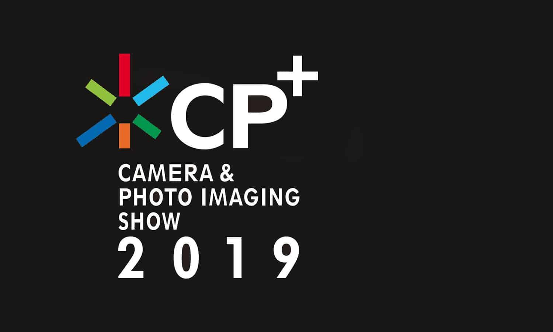 CP+ 2019 Logo