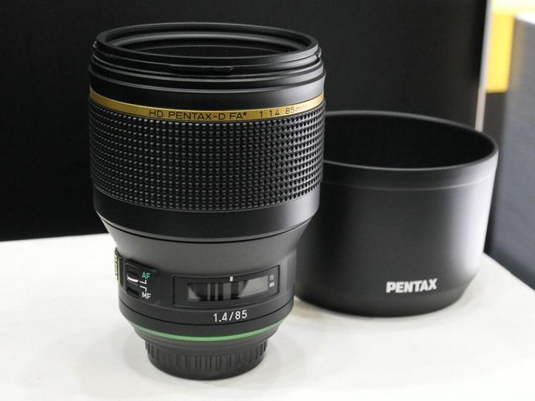 Pentax 85 mm F1.4