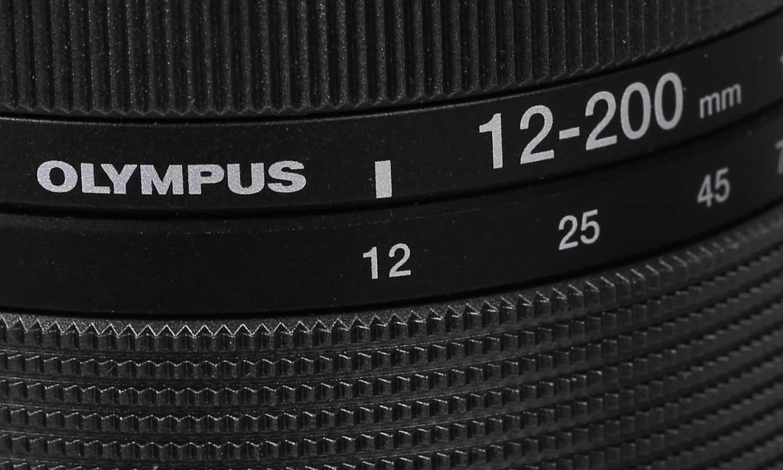 Olympus 12-200 mm