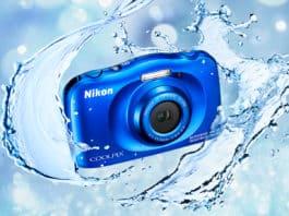Nikon Coolpix W150 Blau