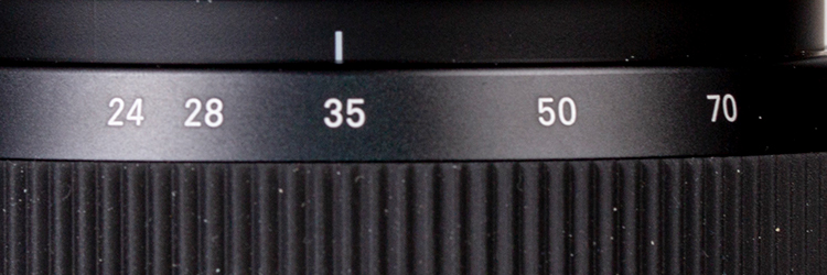 Sigma 24-70 Art Detail