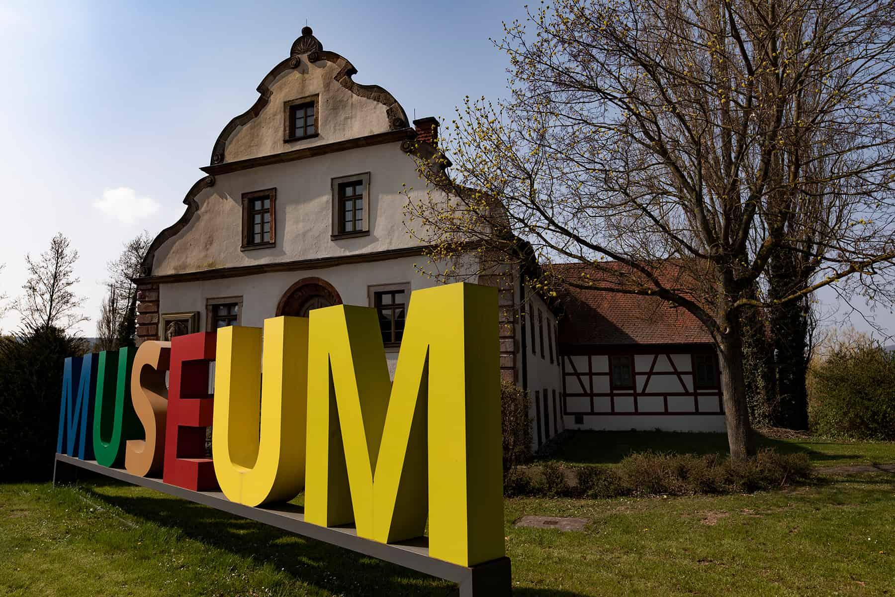 Hammelburg, am Museum, Aufnahme mit Sigma 14-24 mm ART