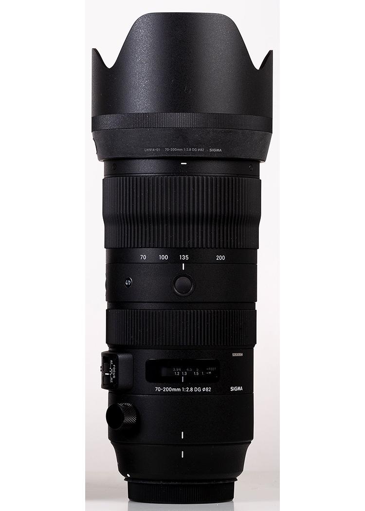 Sigma 70-200 mm F2.8 Sports