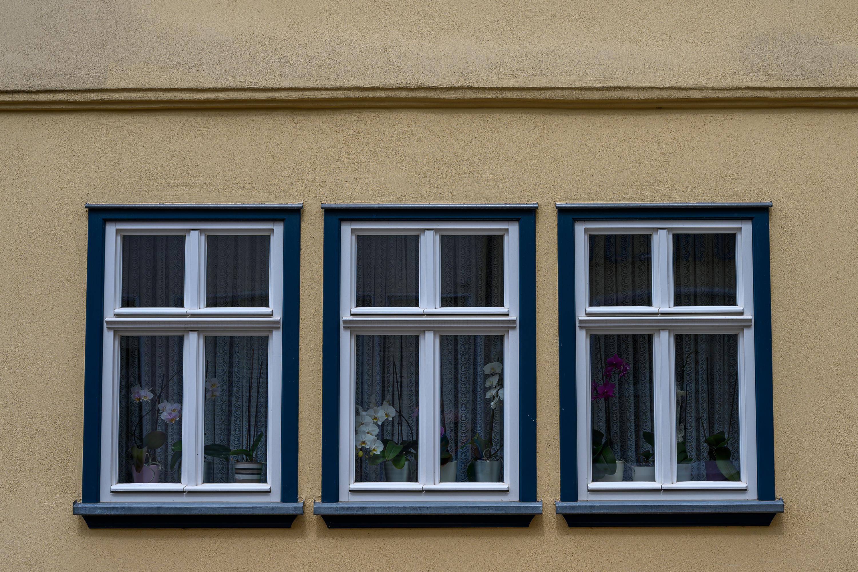 Fenster, Aufnahme mit Nikon Z6 und Nikkor Z 50 mm