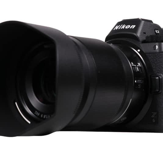 Nikon Z 6 mit Z 50 mm F1.8 S
