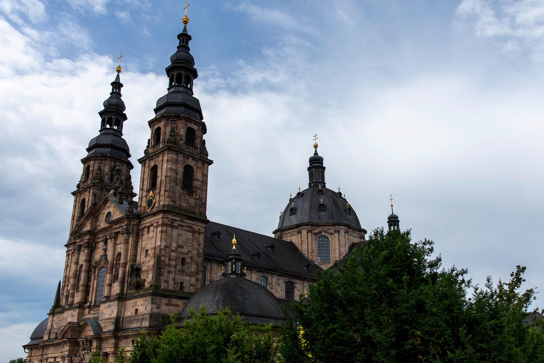 Fulda, Dom, aufgenommen mit Nikon D750