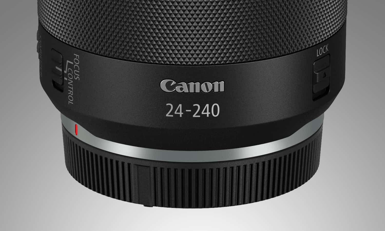 Canon RF 24-240 mm