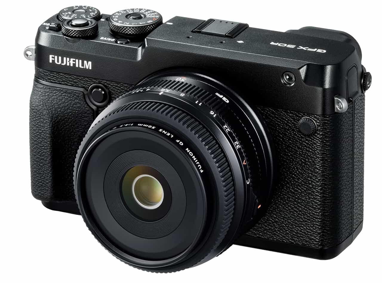 Fujifilm Fujinon 50 mm F3.5