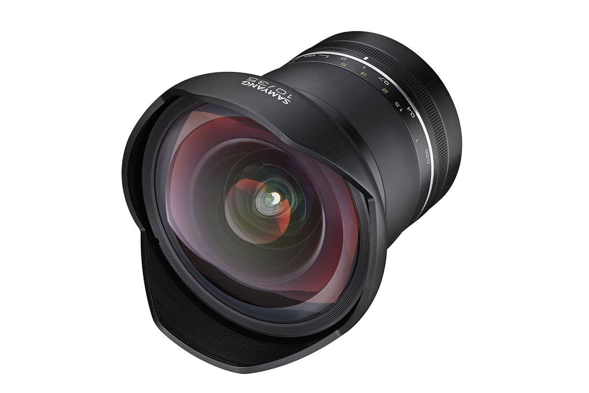 Samyang 10 mm F-Mount