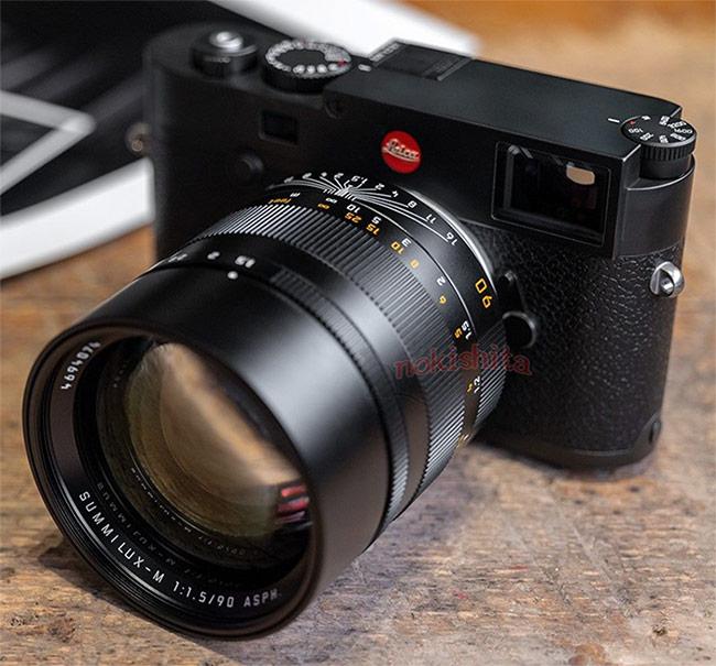 Leica 90mm Leak
