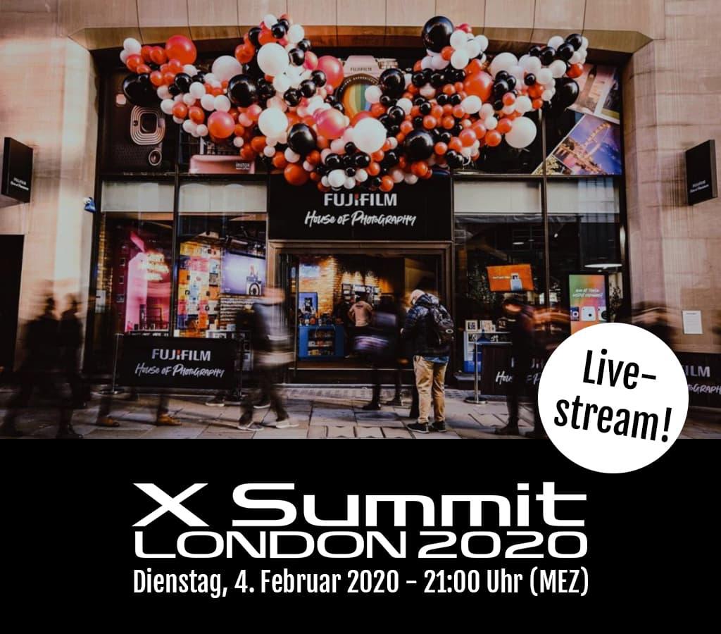Fujifilm X-Summit 2020