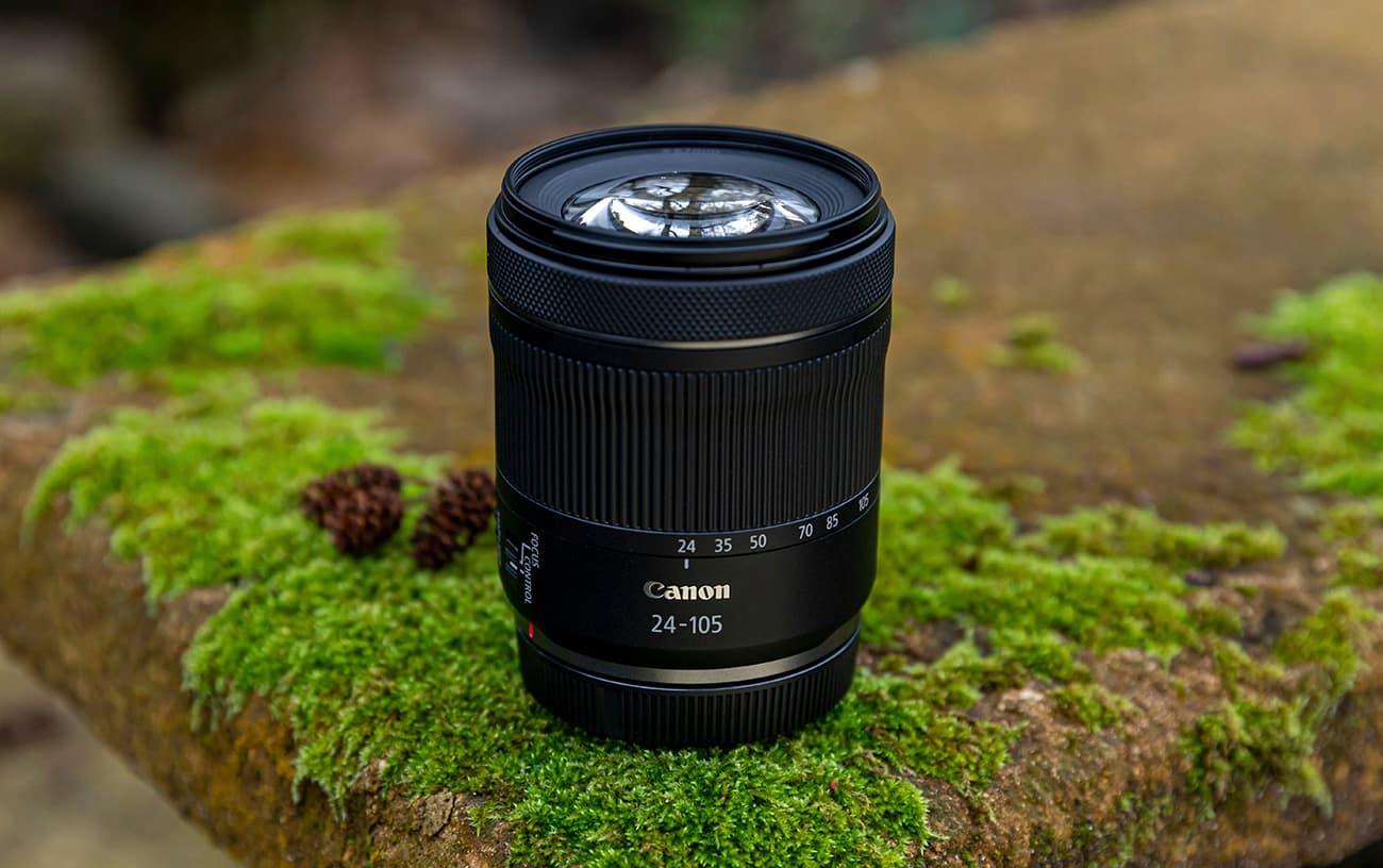 Canon EOS RF 24-105 mm