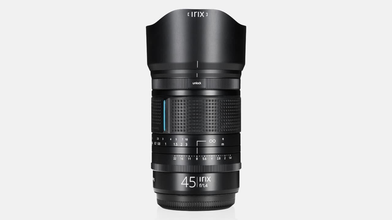 Irix 45mm GFX