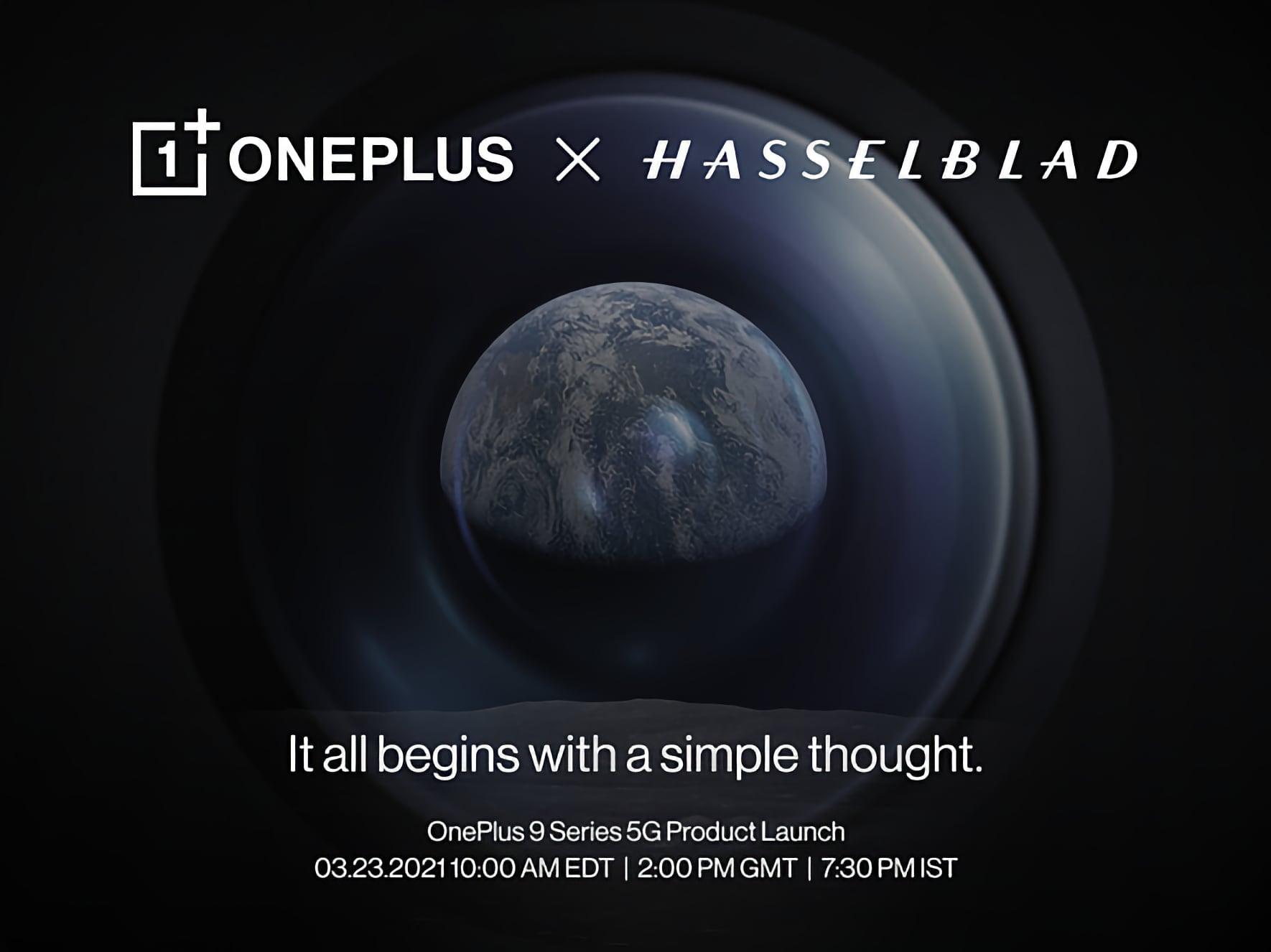 Hasselblad x OnePlue