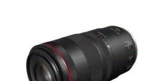 Canon RF 100 mm