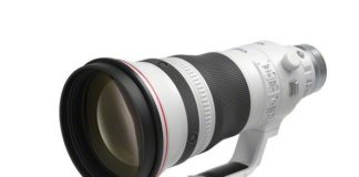 Canon RF 400mm F2.8 L IS USM